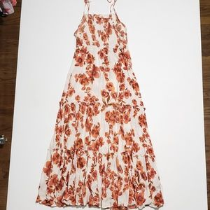 Free People Dresses - Free People Garden Party Floral Maxi Dress